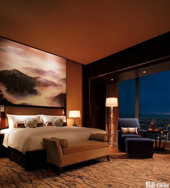 國貿大酒店 China World Summit Wing:這家香格里拉北京旗艦店位于國貿三期頂部,是北京最高的酒店。278...