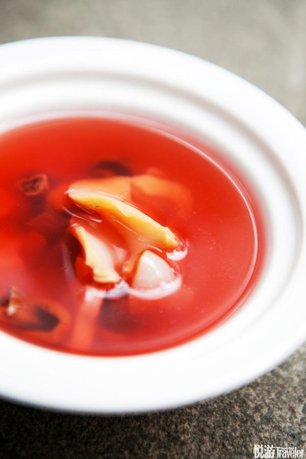 红菇螺头汤