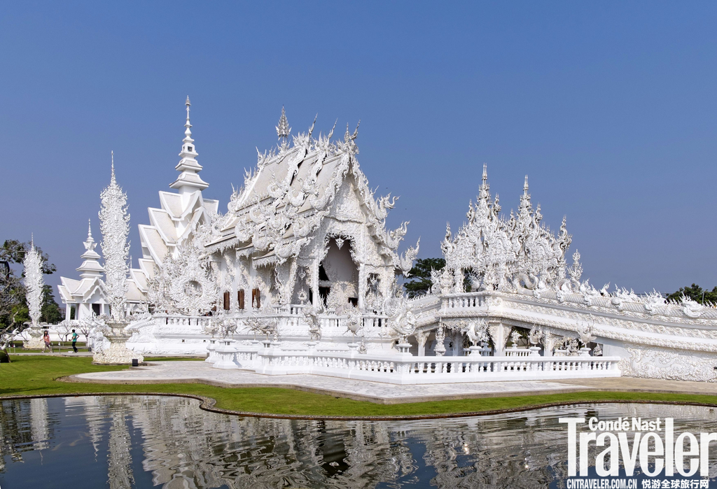 清莱 (Chiang Rai)清莱绿树成荫、景色秀丽,是一座宁静简朴的小城。