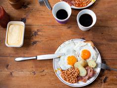 全世界的早晨都从早餐开始
