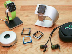 抱壕大腿 Apple Watch带火的那些周边产品