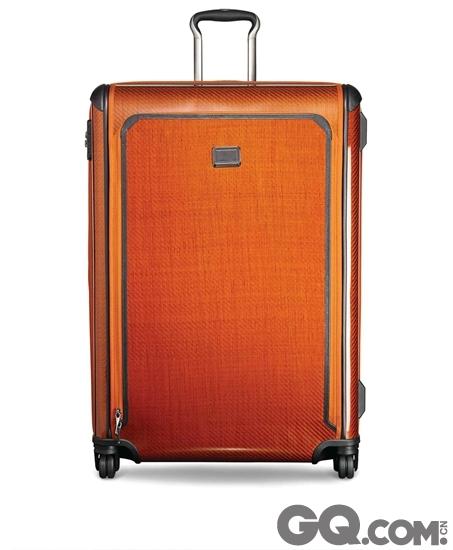 Tegra-Lite® Max 将于2014年9月推出,系列包括可扩充手提行李箱和特大行李箱等,更备有多款鲜艳色彩和尺寸选择。查询更多有关Tegra-Lite Max的详情,请浏览tumi.com。