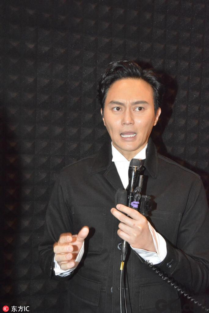 日前,张智霖、佘诗曼、周秀娜等公布了近期电影项目及计划。
