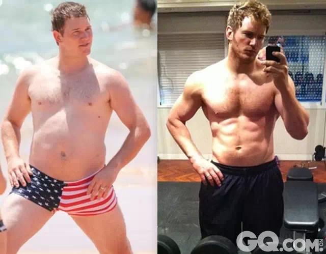 三个月内怒甩肥肉55斤!