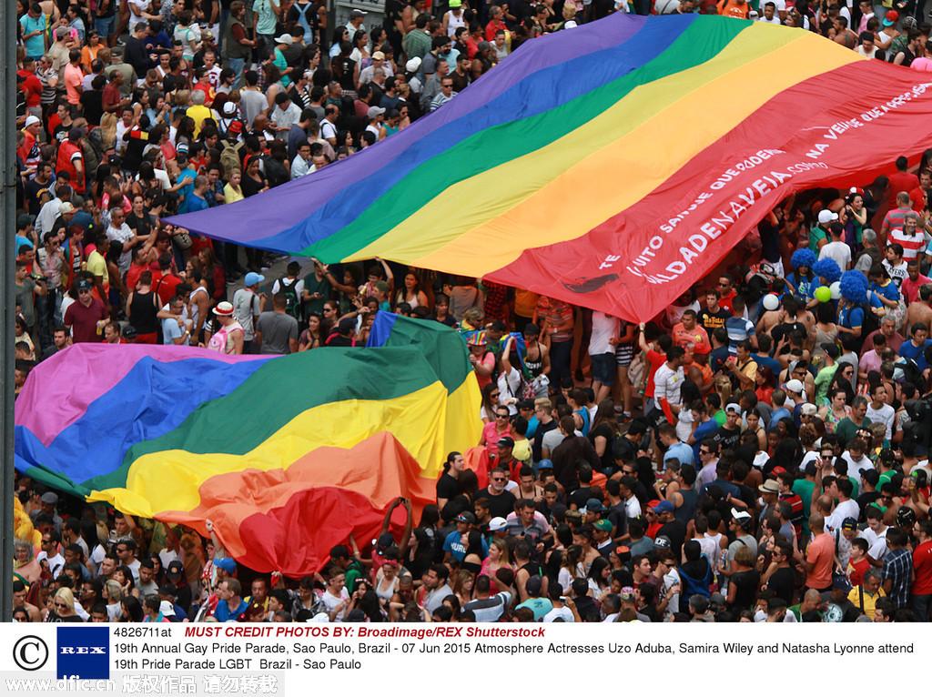 圣保罗同性恋大游行旨在提高公众对同性恋的关注,消除偏见者对同性恋的憎恶和恐惧,同时希望通过立法保护同性恋的权益,遏制攻击同性恋的行为。