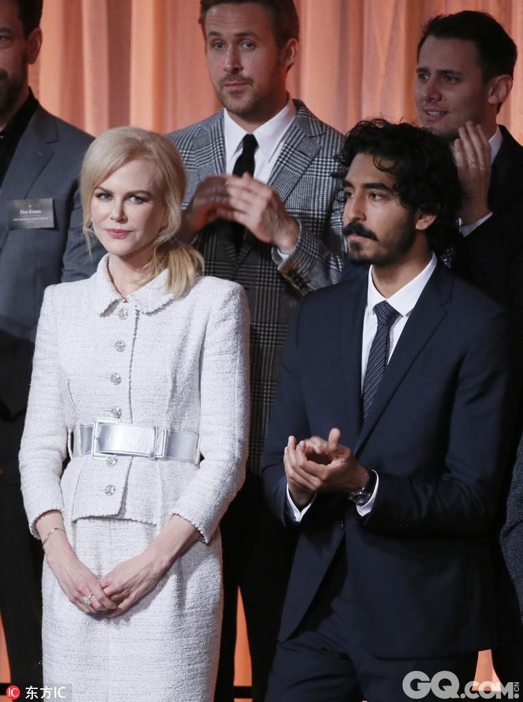 唯一遗憾的是,今年奥斯卡的主要奖项业已被白人占领,由此引发的争议可能会一直延续到颁奖典礼。本月28日,奥斯卡颁奖典礼将在杜比剧院举行。