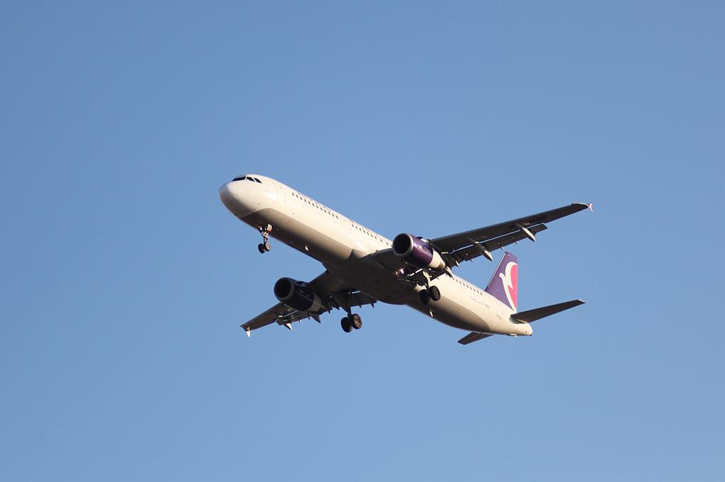 飞行控制系统的商用飞机