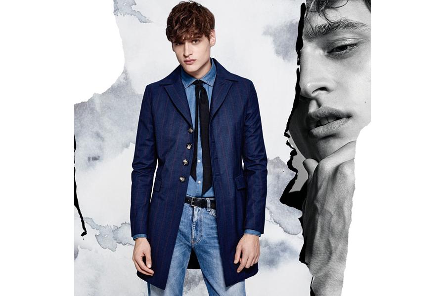 J.Lindeberg推出了2016春夏广告大片,展示了现代摩登风格。既有简约基础款的长款外套,也有个性独特的麂皮流苏外套搭配修身裤,让这个春夏充满各种时尚风格。