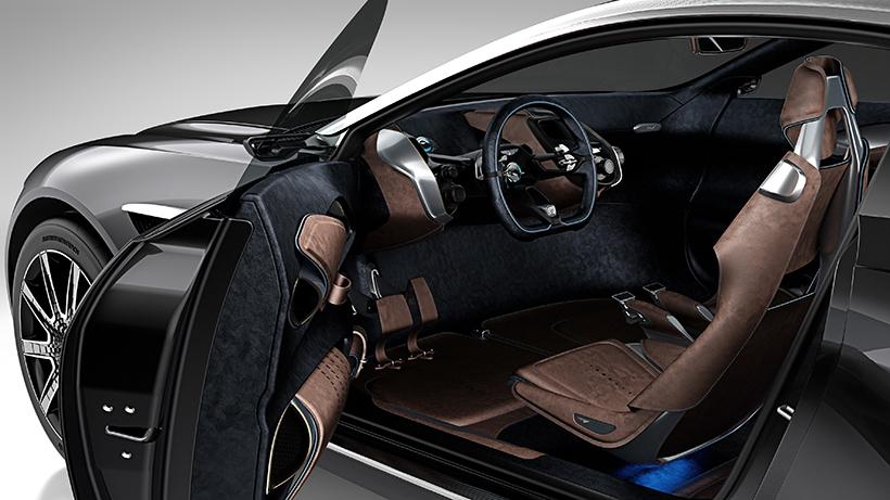 有些许奇特,但依然十分高雅的内设设计风格以及做工用料,都让驾驶者坐进这辆车之后不会有些许失望。