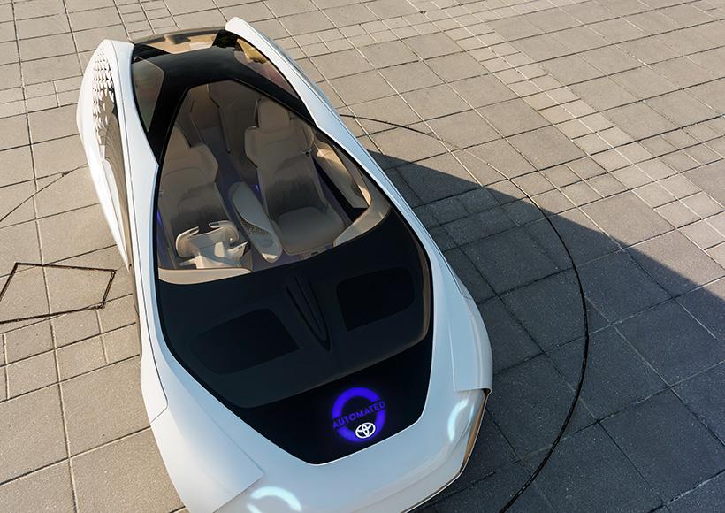 尽管尚未得知其动力系统,但是Concept-i的自动驾驶功能一定不会少,同时,它还能通过外部动态图形显示告知行人Concept-i是否在自动驾驶中,以便更好的提高道路安全。