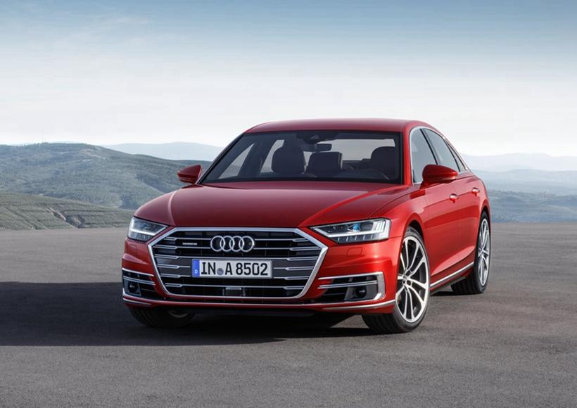 奥迪的自动驾驶技术被命名为Audi AI。当该功能被激活时,全新A8可以在60km/h的时速以内,在拥堵的路段中实现完全的自动驾驶,此时驾驶员不需要再接触方向盘。
