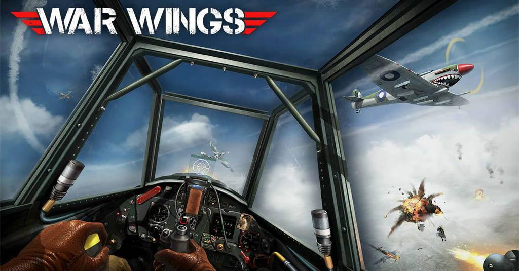 NO.1 在以二战为历史背景的情节设计下,玩家可以在游戏中进行空战对决。众所周知,空战游戏一向是操作控制系统技术难点,作为手机游戏,我们似乎又可以浪费一些时间细致研究这些。尤其是,如果你是一位空战游戏的忠实粉丝,那么《血战长空》为你提供一个贴近实际的手游空战平台。