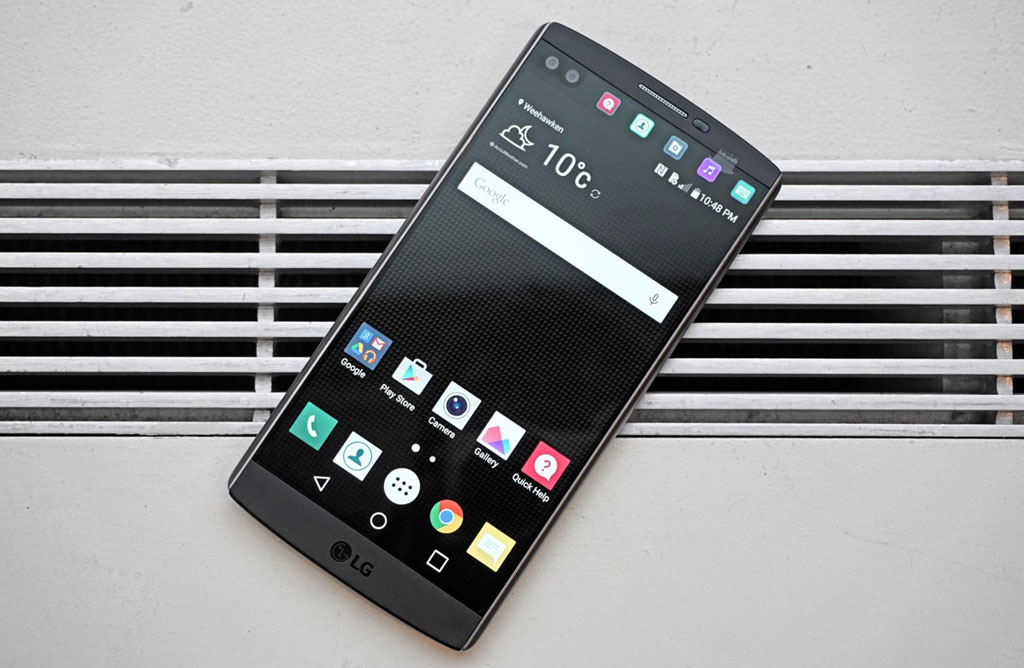 NO.5LG副屏 最近被LG V10的副屏刷屏啦,小小的屏幕去看到了手机设计的梦想和希望。副屏可以显示时间、日期、天气、电量等,还可以显示各种快捷方式,后续的同系列手机依旧会延续这样的手机。后续可能也会有其他的厂商采用这样的设计。