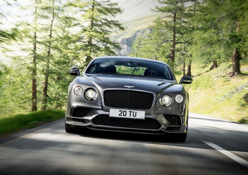 超级运动员的名字在宾利极富传奇色彩,从20世纪20年代的Supersports到2009年的宾利大陆超级跑车,只有宾利才能创造出这种融合了巨大表现力和极致奢华的汽车。