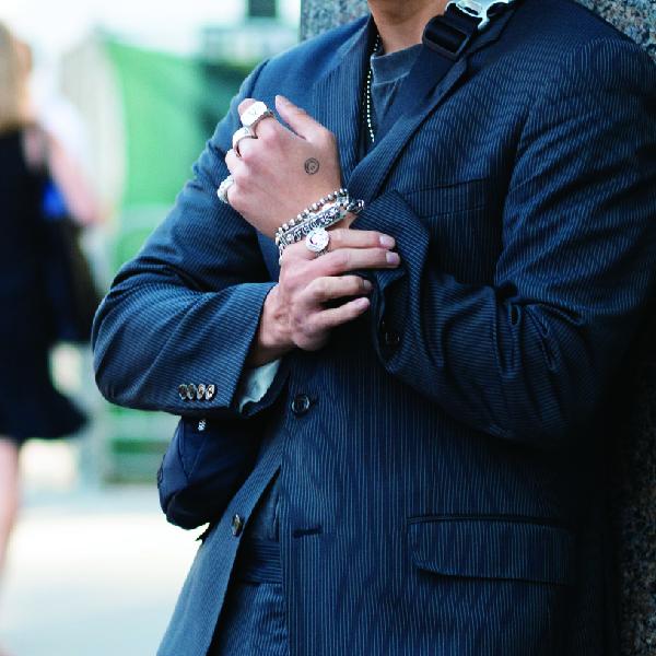 戴上這些手鏈,讓你的手腕立刻充滿活力