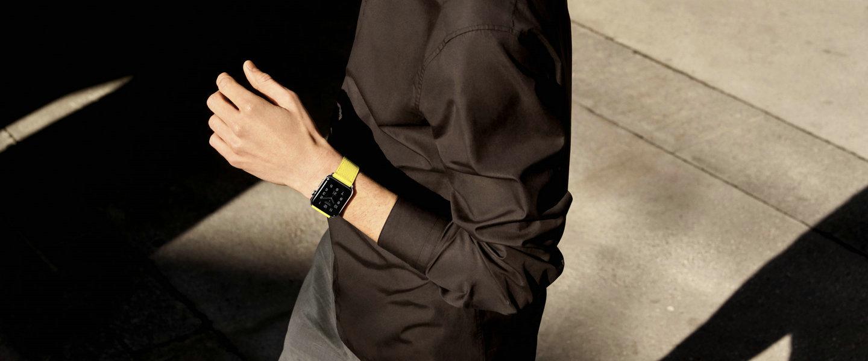 春天的彩色章 Apple Watch Hermès 爱马仕表带更新