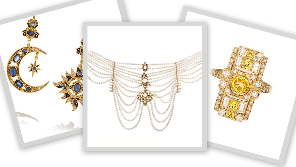 五个特点 讲述巴洛克珠宝的迷人之处