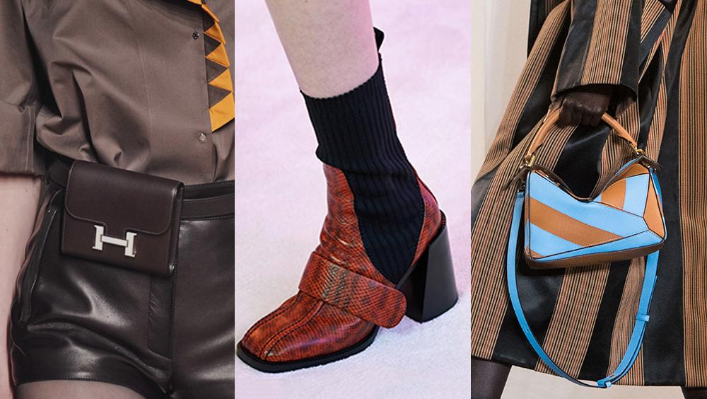 看完巴黎269场秀 今年最流行的鞋包都总结好了