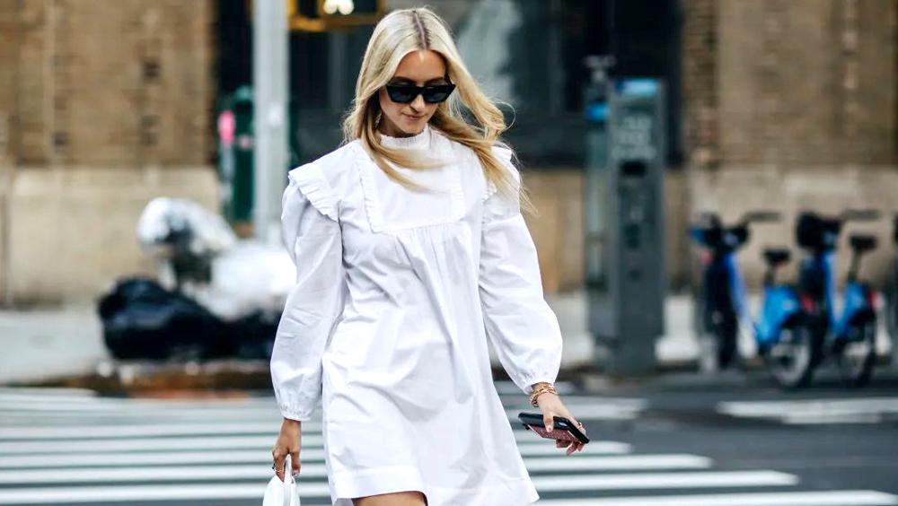 酷女孩就穿全黑 又酷又高级的女人才穿全白
