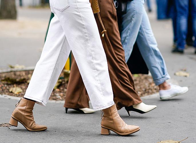 人人都有的阔腿裤 冬天怎么穿更好看?
