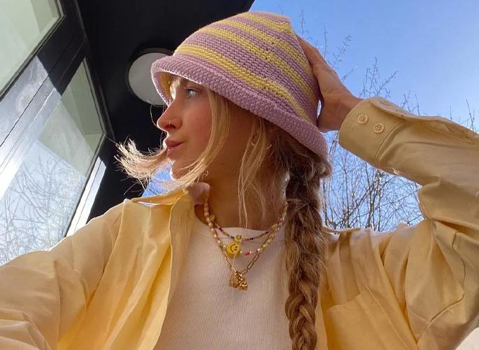 最具造型感的单品,这顶帽子好上头!