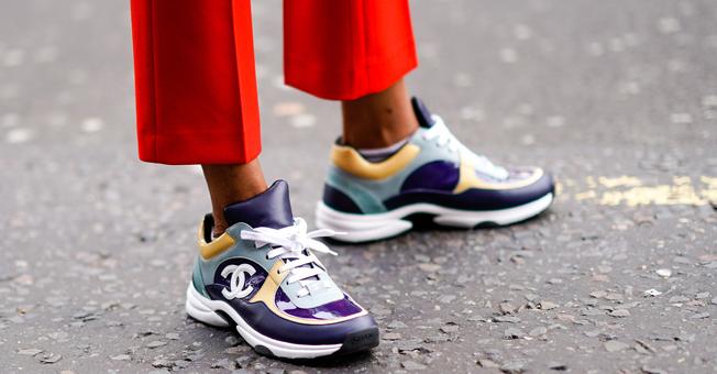 Vogue 時尚百科:球鞋進化史