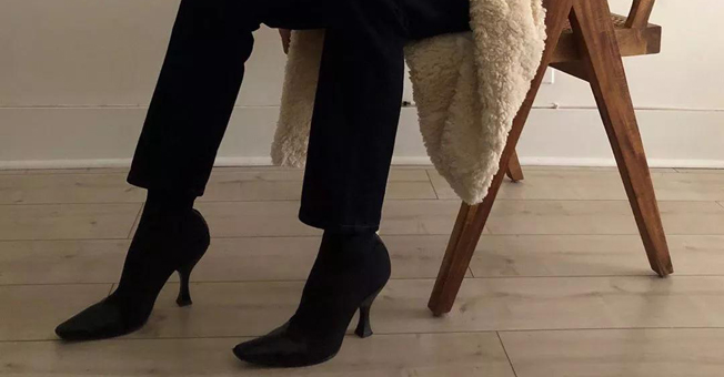 全世界最紅的ins博主 冬天都買這幾雙鞋