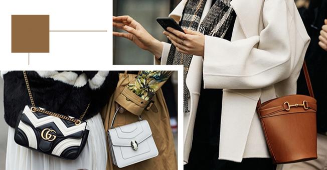 上海不同區的女人愛背什么包?