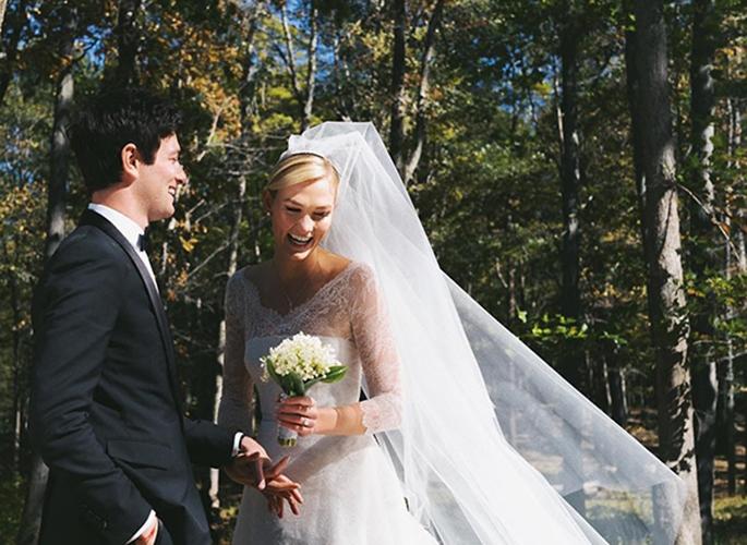 Karlie Kloss的西部牛仔主題婚禮有多有趣?