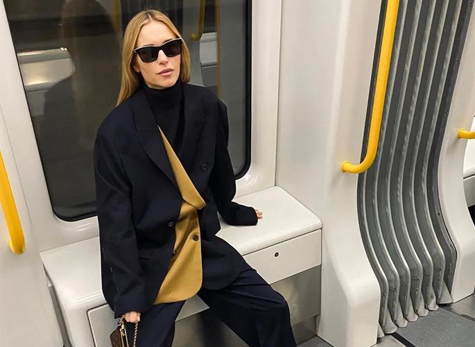 """""""女生換季式失明""""?一件時髦的西裝就解決了"""