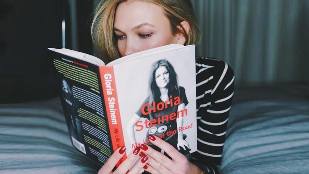 超模Karlie Kloss的学霸生涯