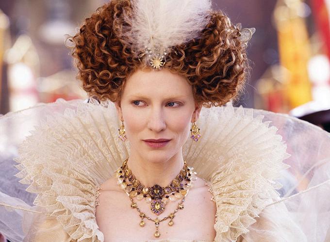 珠宝编织出的蕾丝风情