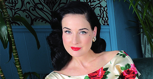 Dita Von Teese 十个最爱 10 Favorite Things