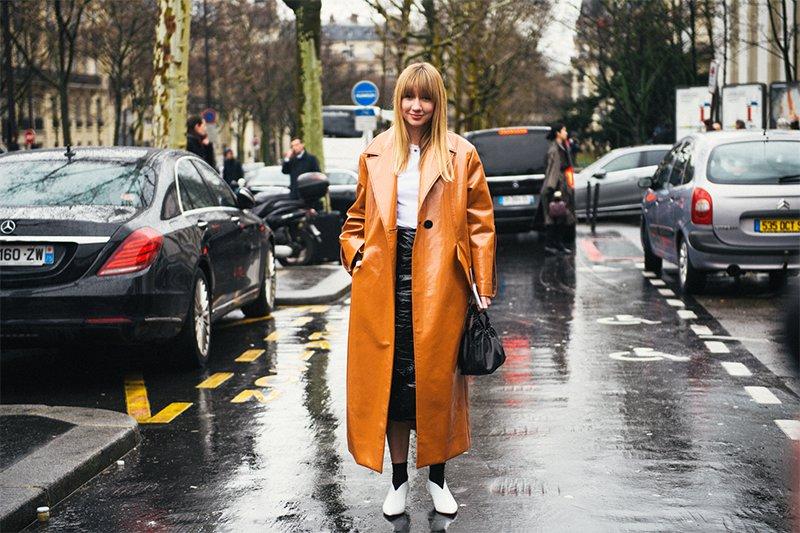 2018巴黎时装周街拍 Day6