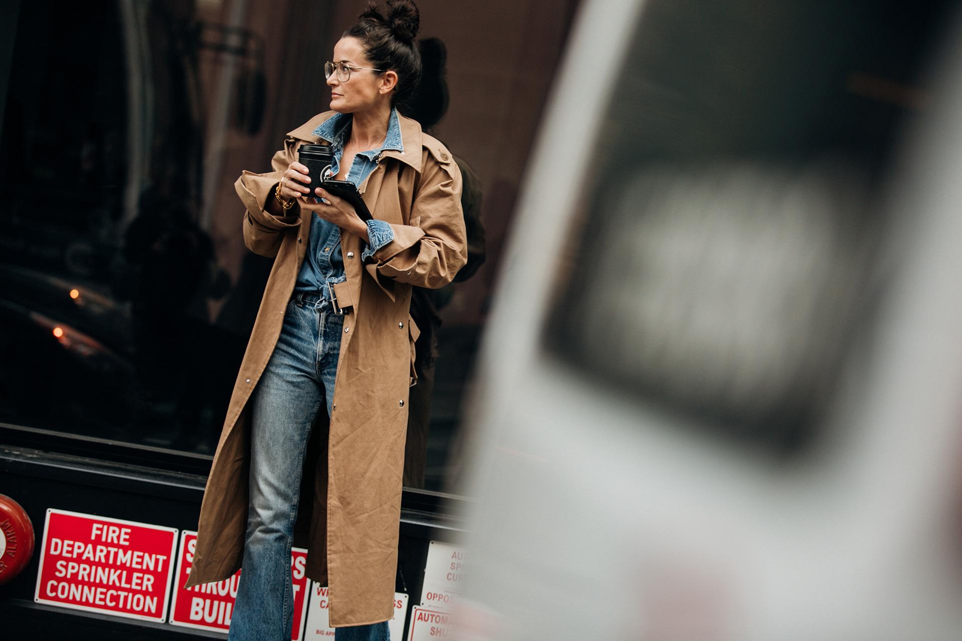 2019秋冬纽约时装周最佳街拍第四日