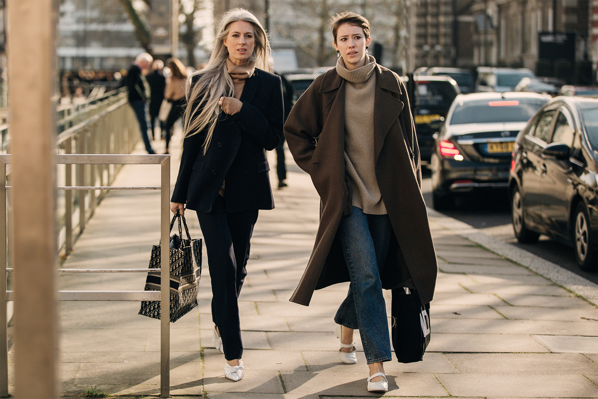 2019秋冬伦敦时装周最佳街拍第三日