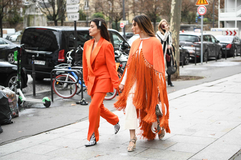 2019秋冬巴黎时装周最佳街拍第六日