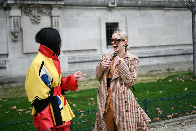 2019秋冬巴黎时装周最佳街拍第七日