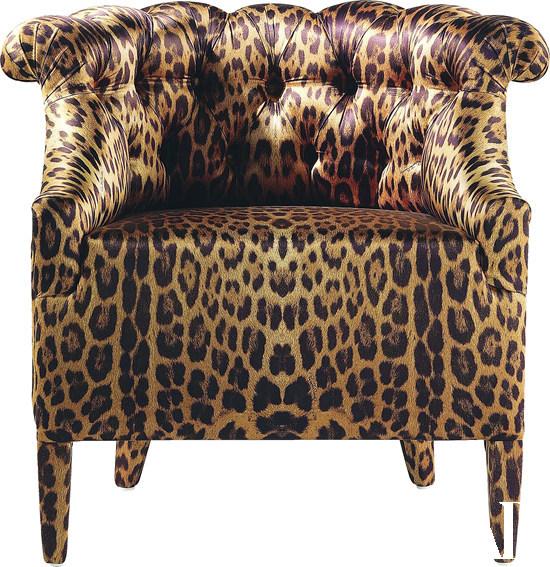这次推出豹纹沙发