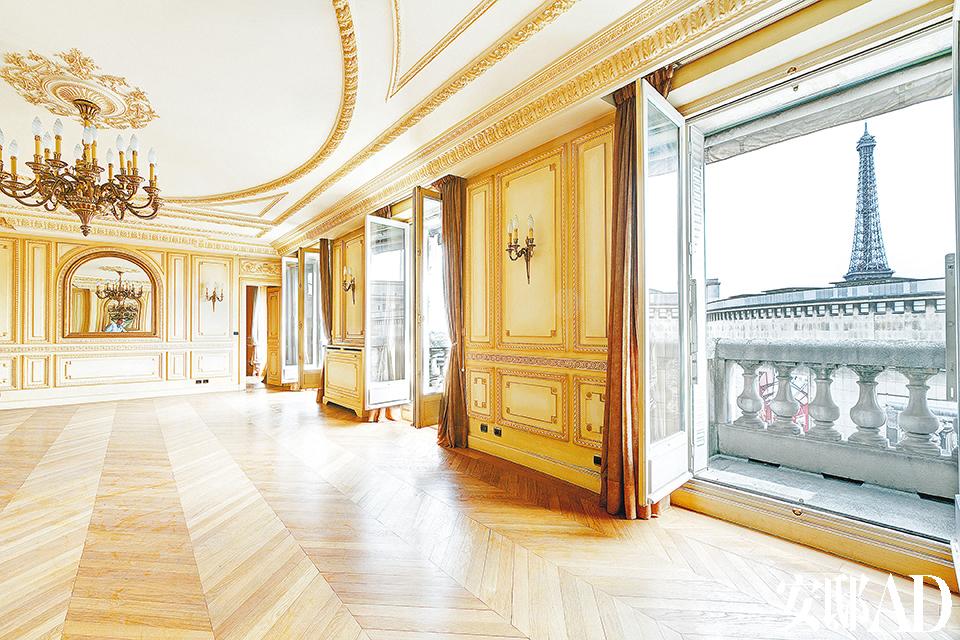 佳世得国际地产巴黎合作方FEAU菲奥集团,在巴黎七区、十六区等黄金地段代理的几处房产。