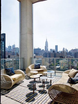 惬意露台,谁能不爱 Terraces with a View