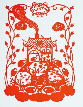 当代剪纸艺术 Papercut Art
