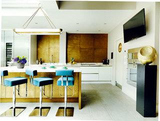 28间厨房设计大开眼界 Covetable Kitchens