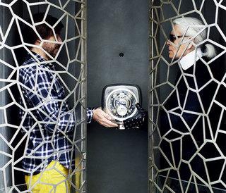 设计大师神仙对话 Karl Lagerfeld Marc Newson