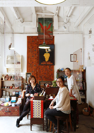 亚洲新鲜感 风情家居店