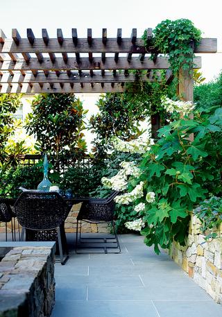 4个花园、泳池改造案例