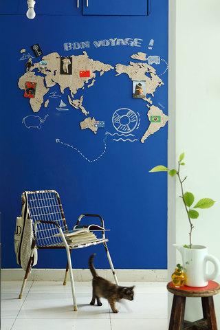 一起去旅行 Map Art