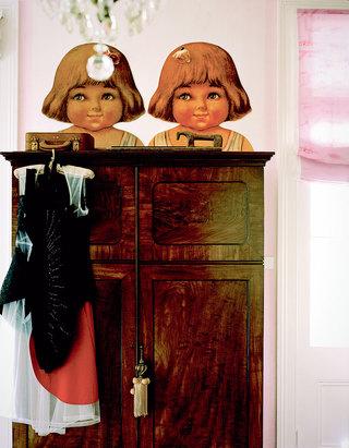 之前之后·纸娃娃的家 Dolls House