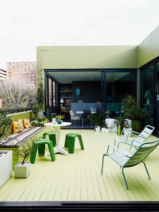 四种材质户外家具 Fresh Outdoors