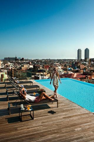 巴塞罗那:地中海天堂 Mediterranean Heaven